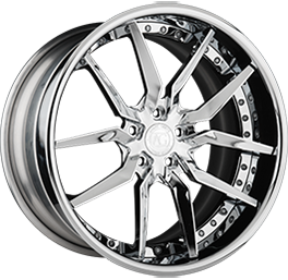 agl13 concave forged wheels