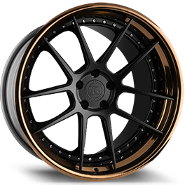 agluxury agl21 concave forged wheels rims custom three piece 20in 20inch bronze black