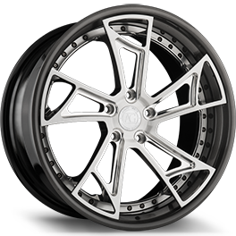 agl24 directional concave forged wheels agluxury