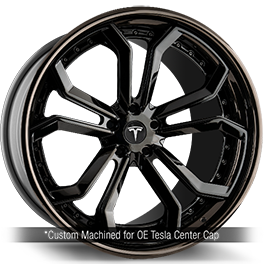 agluxury agl37 concave forged wheels custom three piece rims tesla model x candy black anrky vossen forgiato multispoke split spoke