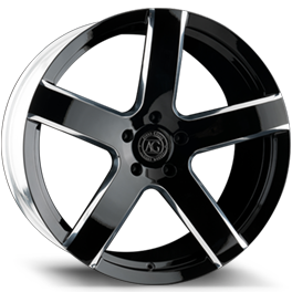 agl38-rr concave forged wheels
