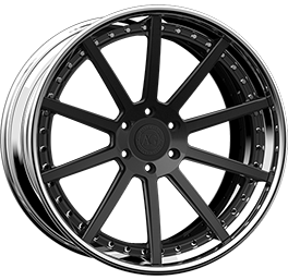 agl39 concave forged wheels