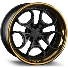 agl46 avant garde agluxury luxury five spoke spec3 sport concave forged wheels