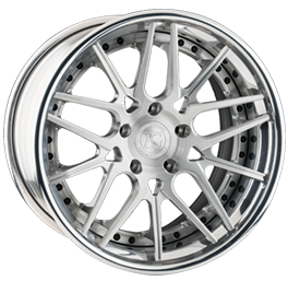 agl49 agluxury agwheels luxury wheel wheels rim rims concave mesh forgiato agl49 spec3 brushed polished gloss clear porsche split spoke